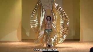 RADA Radosława Bogusławska Isis Wings 2013 BELLYDANCE_RADA DANCE ART