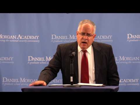 David Shedd: Intelligence Challenges in a Volatile World