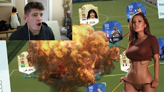 THE SEXIEST TEAM ON FIFA 16!!!