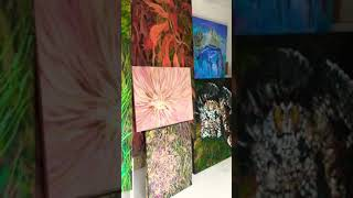 The Magic of Nature Collection of Paintings