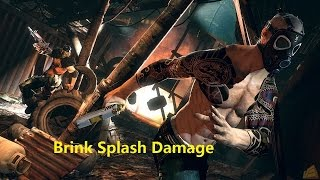 Brink Splash Damage Trailer HD 2015