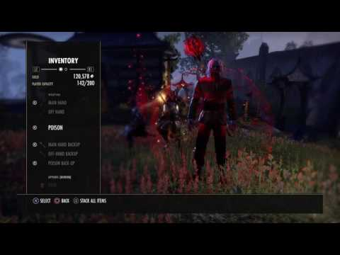 Eso Homestead Supper Exposing Tourettes!
