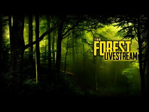 Lost... The Forest COX Cable Attack | LIVESTREAM