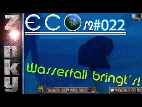 🌍ECO S2/022 Wasserfälle: Das Transportsystem der Zukunft?! | deutsch | HD | Alpha 5.5