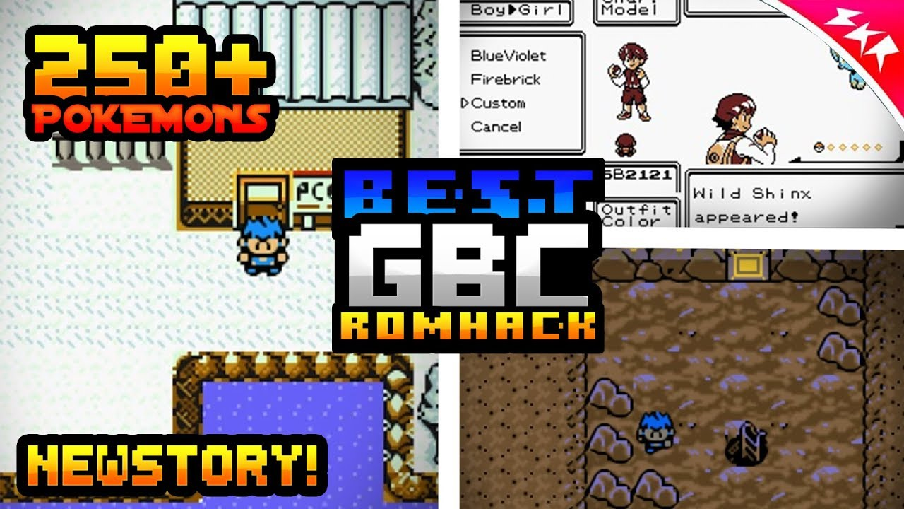 gehackte pokemon roms
