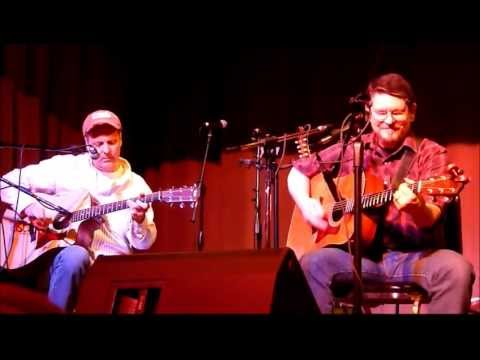 Rick Williams and Rob Bishline of The Rearview Mirror Band: Black Mountain Rag