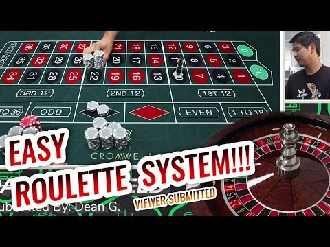 PAINT THE FIELD Roulette System - Best For Beginners??