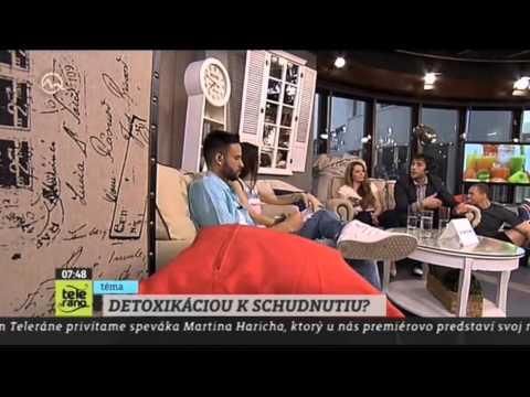 TV Markíza - Vitek Schlesinger - DETOXIKACE