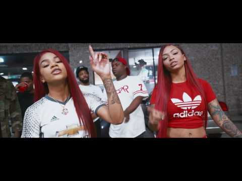 Molly Brazy, BandGang Masoe, Cuban Doll, Sam - GANG ( Official Video)