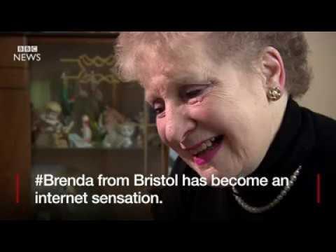 #Brenda, UK election's unlikely star