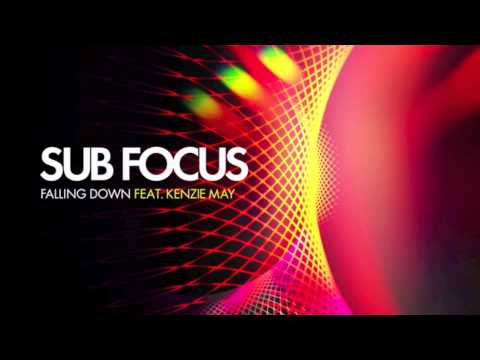 Sub Focus - Falling Down (feat. Kenzie May) [VIP Remix]