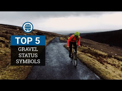Top 5 - Sure Signs You're A Gravel Rider
