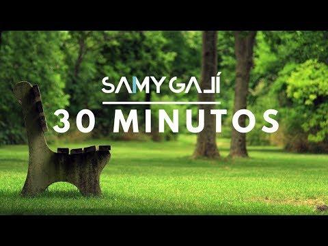 Samy Galí Piano - Sonidos Que Sanan | 30 Minutos | [Música para meditar, estudiar, orar, dormir]