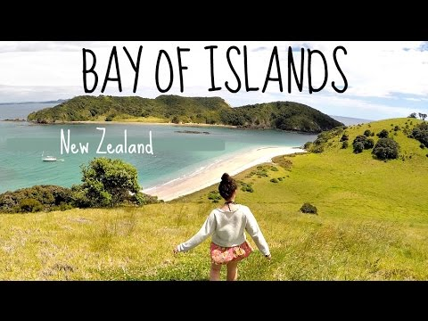 BEAUTIFUL BAY OF ISLANDS - The Big NZ Road Trip