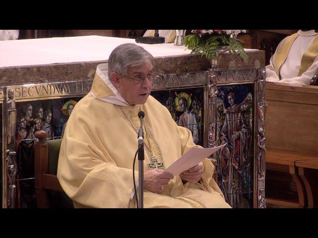 Homilia de la Festa de la Transfiguració del Senyor (6 agost 2020)