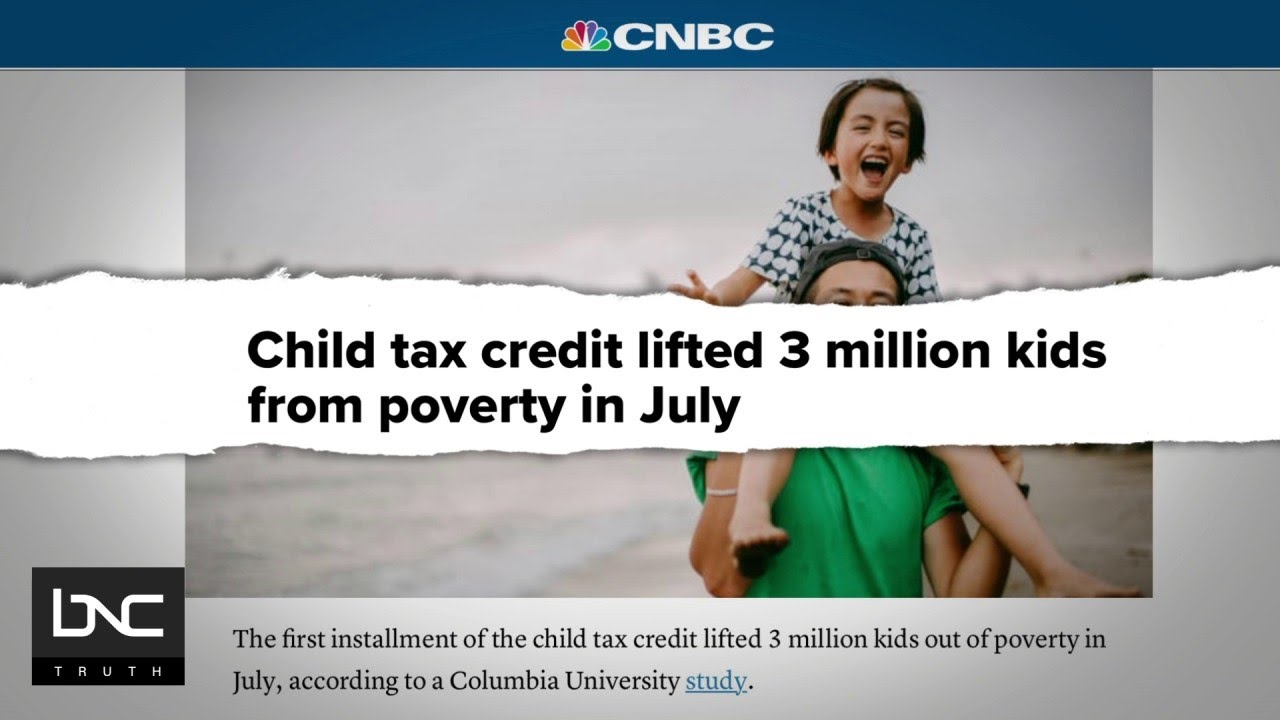 Child tax credit: Joe Manchin wants to add a work requirement to the ...