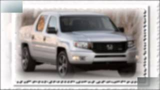 Oбзор Honda Ridgeline Хонда Риджлайн пикап