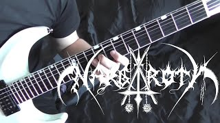Nargaroth - Seven Tears are flowing to the River Cover