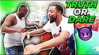 TRUTH OR DARE INSIDE WALMART