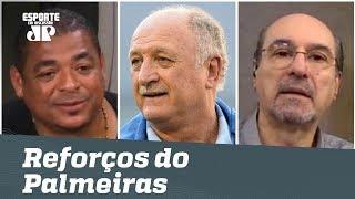 OLHA o TRIO que pode reforçar o Palmeiras! Bom? Veja DEBATE! Mp3