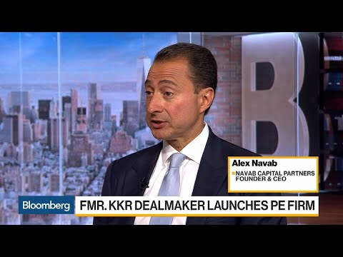 Former KKR Dealmaker Alex Navab Launches a Private Equity Firm