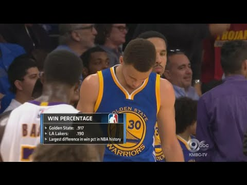 Warriors-Lakers takeaways: Stephen Curry comes up clutch for ...