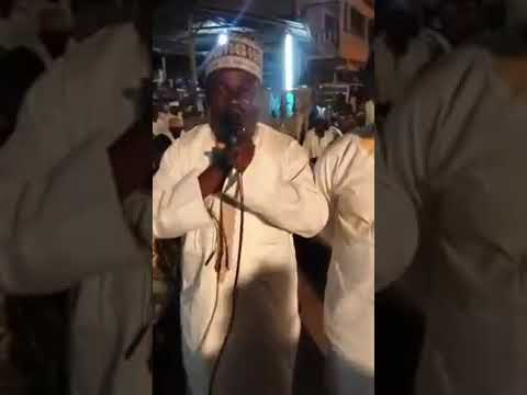 Download ZIKR BY MADAHA BABA USTAZ ACCRA GHANA