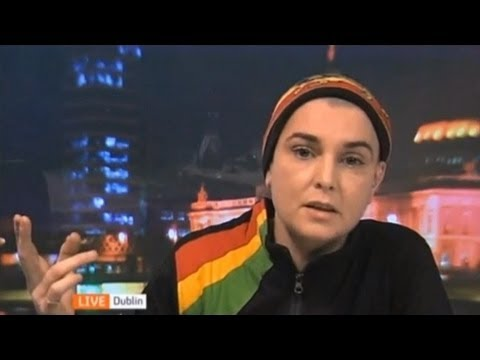 Magda Davitt (FKA Sinéad O'Connor) on popes, religions & the Holy Spirit