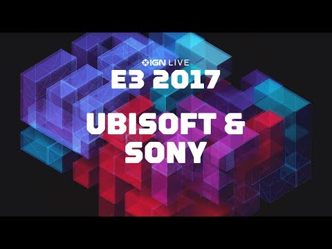 E3: Pre-Show (Ubisoft Conference @ 1PM PT | Sony PlayStation @ 6PM PT) - IGN LIVE