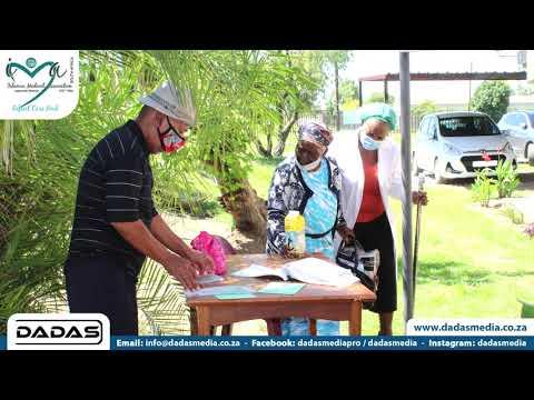 DADAS MEDIA - IMA Ladysmith Outreach Programme in Limit Hill on the 07/03/2021