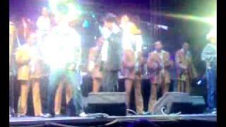 Julion Alvarez y su Banda Cielo en Santa Isabel, Nayarit