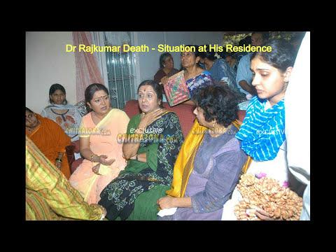 Dr Rajkumar Death
