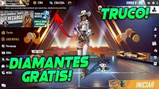 💎 NUEVO *TRUCO* | COMO CONSEGUIR DIAMANTES GRATIS en FREE FIRE! | HACK DIAMANTES FREE FIRE