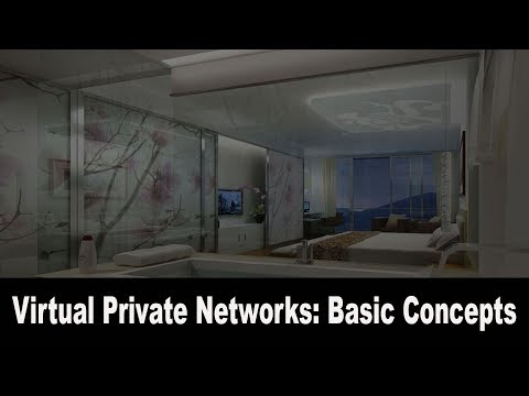 Virtual Private Networks: Basic Concepts