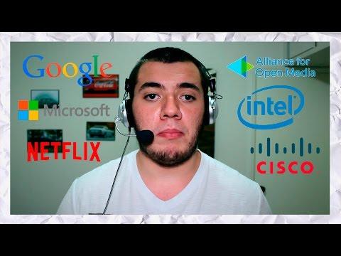 Google, Microsoft, Intel e Netflix se Unem Para Criar um Novo Codec  Aberto de Vídeo