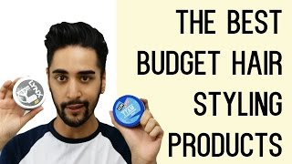 The Best Budget Hair Styling Products For Men Tried And Tested! (Men
