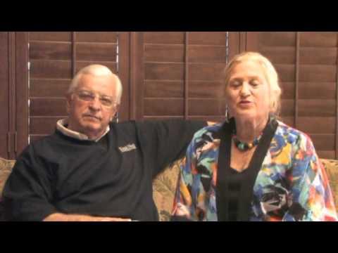 Don Yonce and Susan Howard