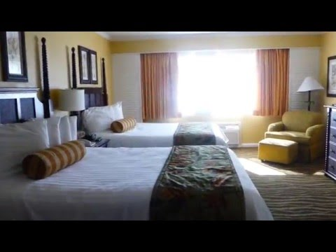 Tradewinds Resort Room Review  St Petersburg Florida