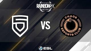 Rainbow Six Pro League - Season 9 - EU - PENTA Sports vs. CHAOS - Week 2