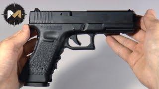 Пистолет KJW KP-17 CO2 (Glock 17) и сравнение с WE Glock 17