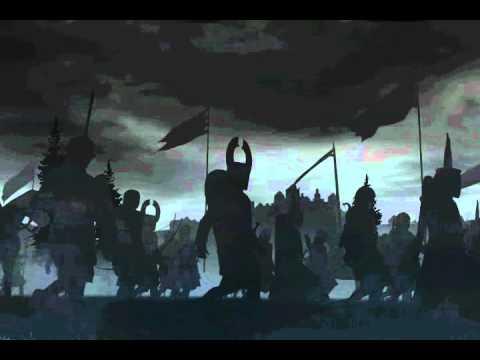 Medieval 2 Total War: Teutonic Background Menu Screen [With standard menu Music]