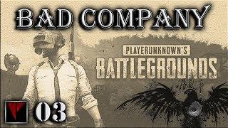 Bad Company BATTLEGROUNDS - Обучение через боль