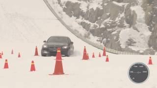 audi quattro vs bmw xdrive vs mercedes 4matic snow test(, 2016-09-25T13:38:55.000Z)