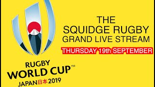 The Grand Squidge Rugby Live Stream