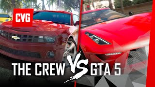 The Crew vs GTA 5: Which Version of LA is Best?
