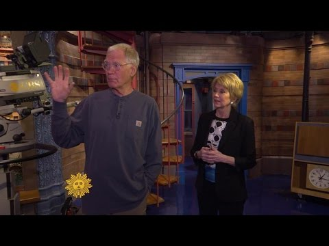 """Letterman opens up about """"Late Show"""" ending"""