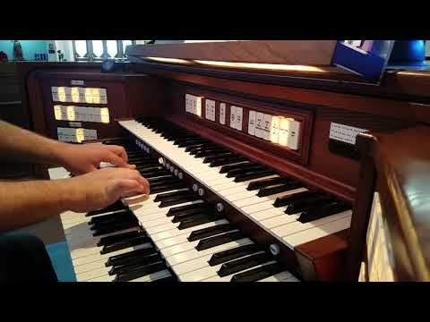 All Glory, Laud, & Honor (organ) Traditional