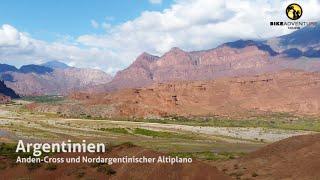 Argentinien Anden-Cross mit Mountainbike