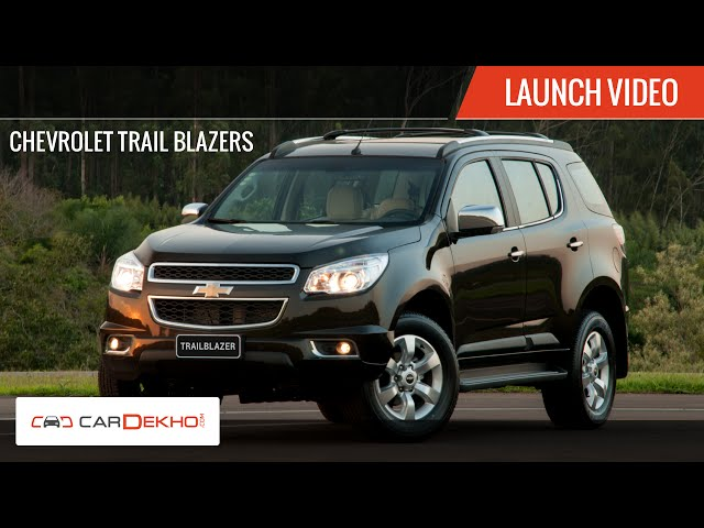 Chevrolet Trailblazer Price Reviews Images Specs 2018 Offers