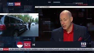Гордон: ФИФА, выкрутившая руки Виде и Вукоевичу, – коррупционная организация, негодяи и мерзавцы